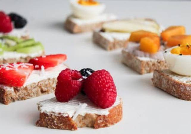 90 Minute Gluten Free Cooking Class  Chiswick London Image 1