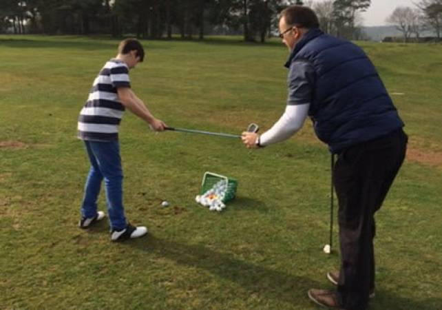 9 Hole Golf Lesson With a PGA Pro  at 140 UK Locations Image 6