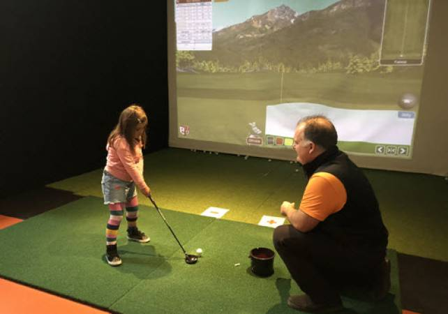 Golf Lessons at St Andrews with PGA Professional Gifts for Her Image 2