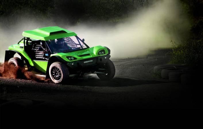 High Performance Intermediate Rally Driving  - Bristol Suitable 18 yrs + Image 1