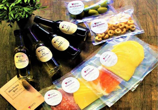 Italian Food & Italian Wine Tasting At Home for Two  Image 3