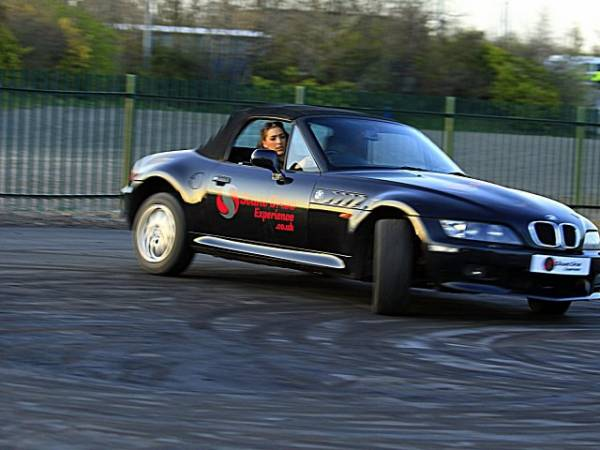 6 Stunt Driving Experience  - Middlesbrough Image 1