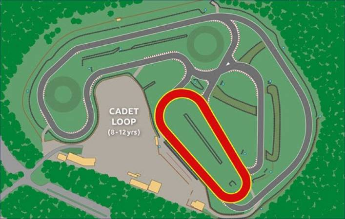 Karting for Intermediates 8 -15 yrs Suitable for Experienced Driver Image 4