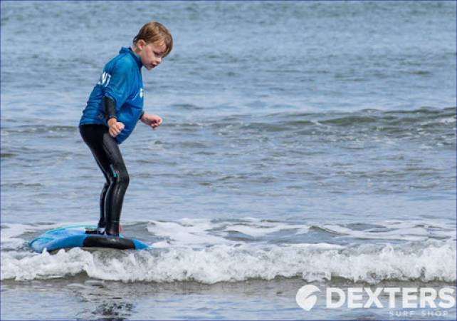 Group Surf Lesson  - All Ages Scarborough Image 4