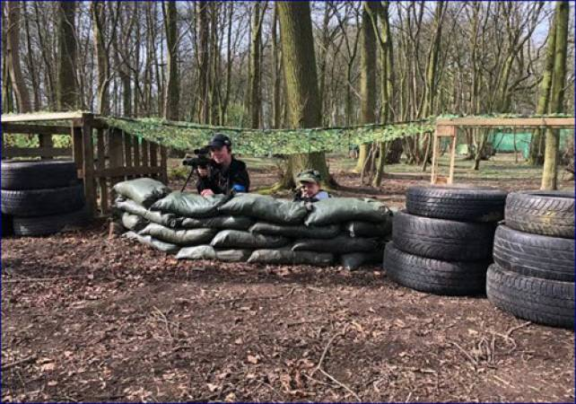 Laser Tag For Adults  - Age 4-15 years Nottingham Image 2