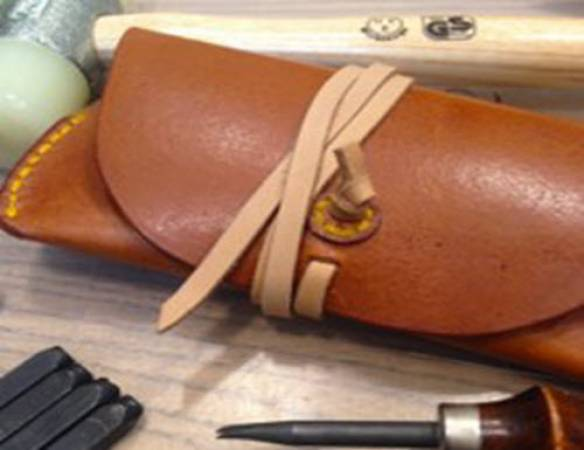 Leather Crafting Workshop  - Cardiff, South Wales Image 1