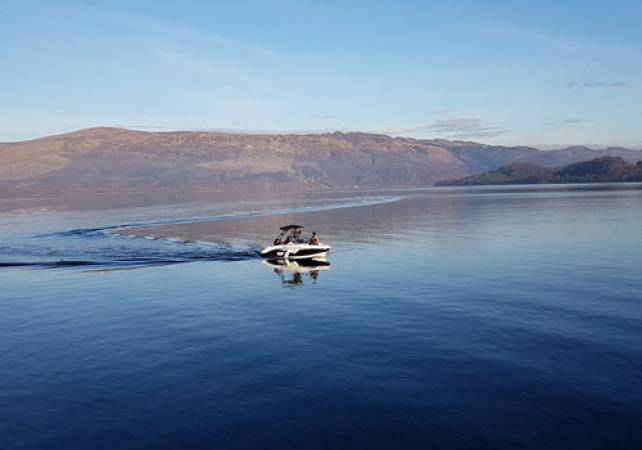 Fishing on Loch Lomond Scotland for upto 4 People - Private Hire Image 4