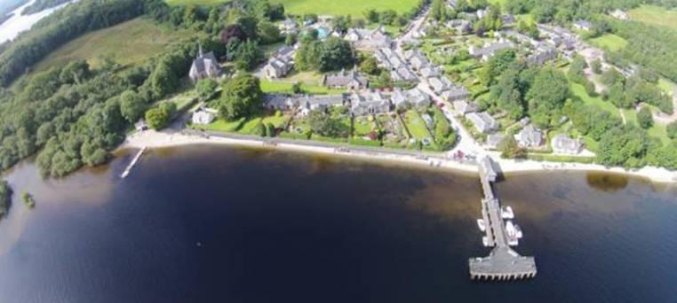 luxury speedboat tour on Loch Lomond in Scotland Image 3