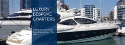 Half Day Luxury Motor Yacht Image 1 Thumbnail