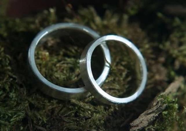 Make Your Own Wedding Rings Workshop in Kent designing jewellery Image 4
