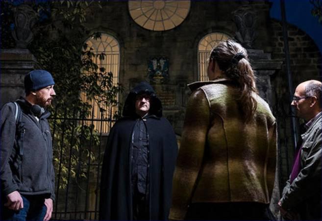 Ghost tour Blair Street Underground Vaults Edinburgh Image 2