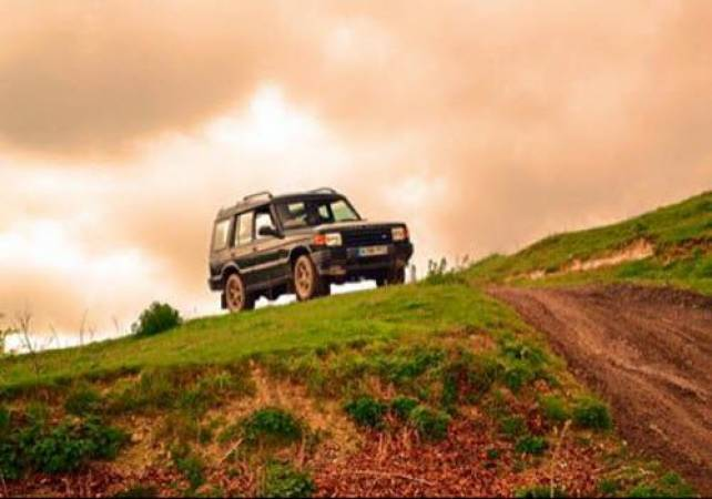 One Hour 4x4 Off Road Driving Anytime  - Kent For Over 16 Years+ Image 5
