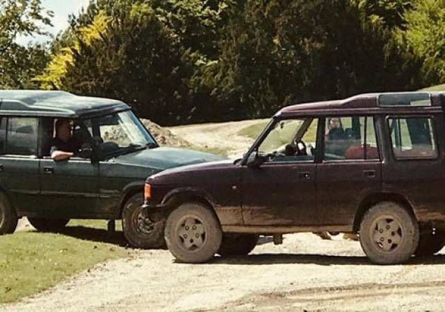 One Hour 4x4 Off Road Driving Anytime  - Kent For Over 16 Years+ Image 3