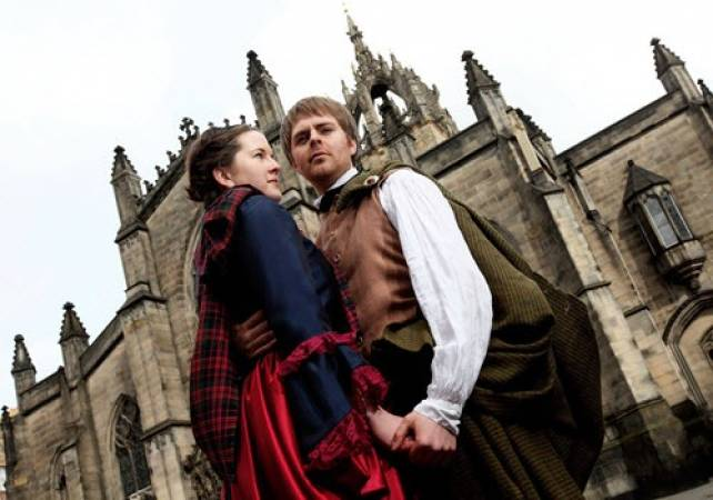 A two hour Edinburgh Outlander Experience tour by Mercat tours Image 2
