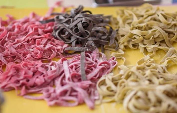 Pasta Making Classes for Families in London - Suitable for all Ages Image 6