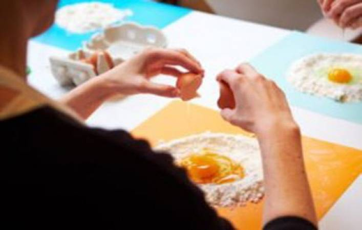 Pasta Making Classes for Families in London - Suitable for all Ages Image 5