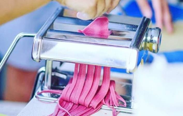 Pasta Making Classes for Families in London - Suitable for all Ages Image 2