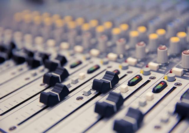 1 Hour Recording Studio Session  - at 70 Locations Nationwide Image 4