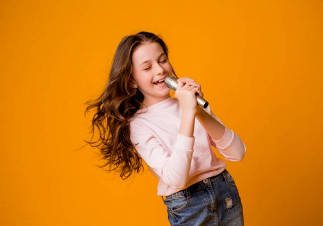 Kids Song Recording Party  - at 70 Locations Nationwide Image 1