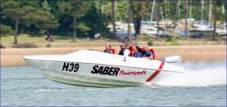 Thumbnail - Powerboat Day Out For Two, Solent, Southampton | Suitable 18yrs+ Image 3