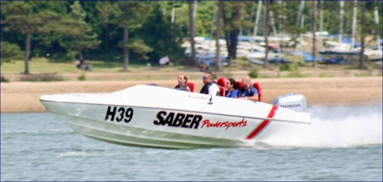 Powerboat Day Out For Two, Solent, Southampton | Suitable 18yrs+ Image 4