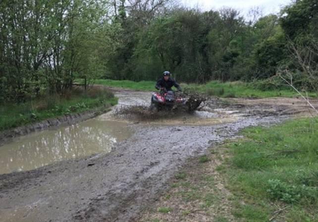 Quad Bike Experience  Milton Keynes, Quad Treks minimum age 16 yrs + Image 5