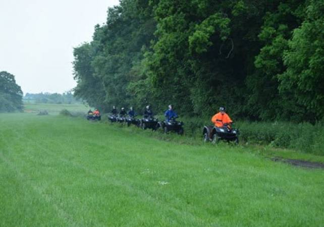 Quad Bike Experience  Milton Keynes, Quad Treks minimum age 16 yrs + Image 3