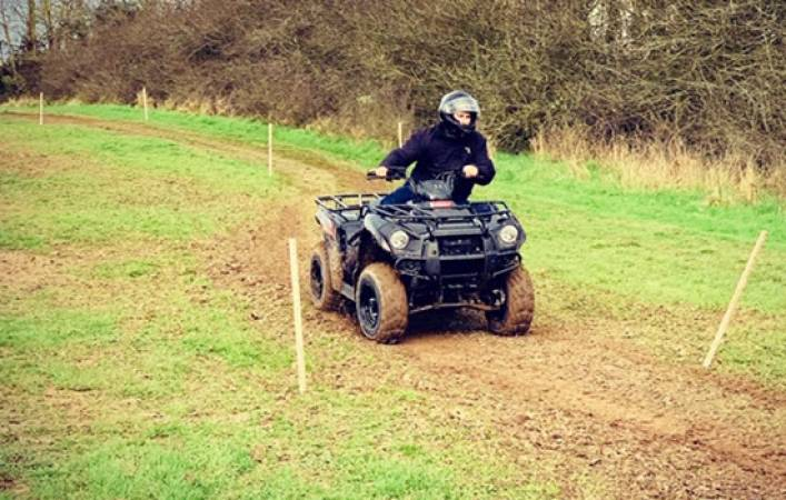One Hour Quad Biking Off Road  - Bristol Suitable for 16 yrs + Image 2