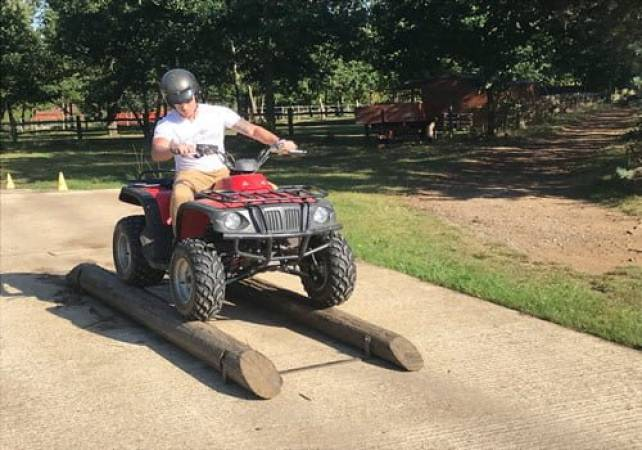 90 Minute Quad Bike Safari  - West Malling, Kent Suitable for 11 years+ Image 3