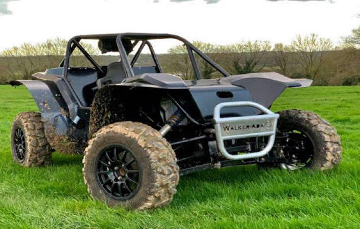 Rebel Buggy Rally Driving  - Bristol Suitable 18 yrs + Image 1