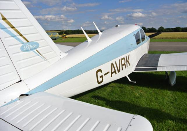 This amazing air tours flights in the North East of England Image 1