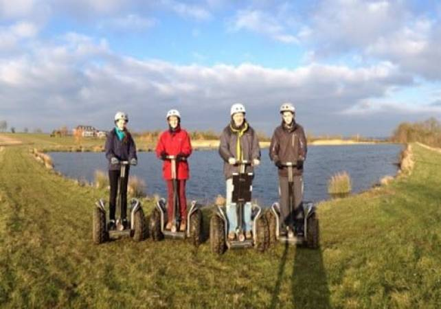 Segway Experience  Milton Keynes, with groups of up to 8 people Image 2