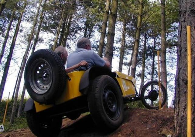 Sporting Trials Cars Mud Plugging  - West Malling, Kent for 11 years+ Image 1