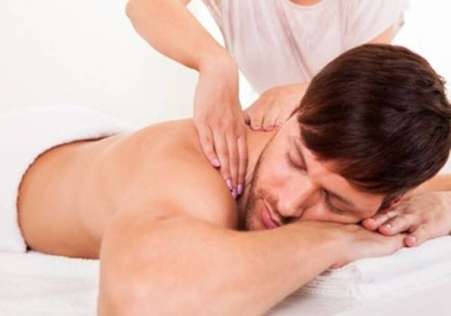 Sports Massage @ Relax  - Special Offer at Spa - LGE Image 4