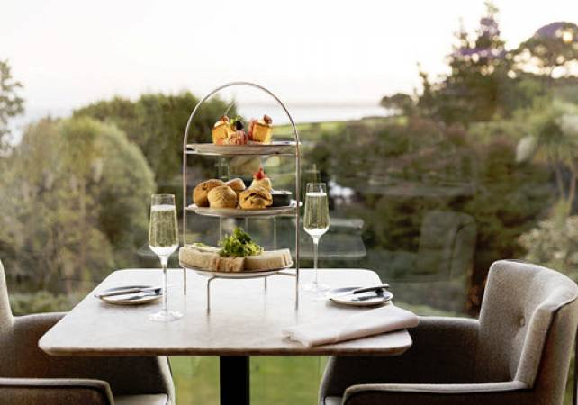 Sparkling Afternoon Tea St Michaels  - Cornwall - LGE Image 1
