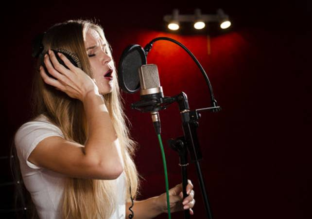 1 Hour Recording Studio Session  - at 70 Locations Nationwide Image 2