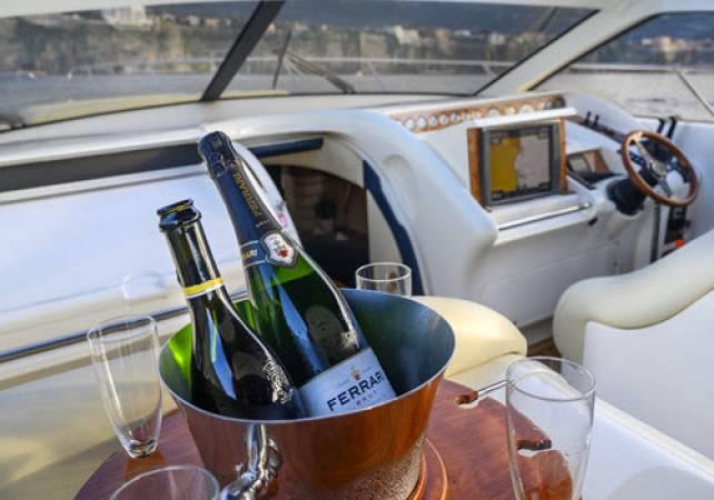 Romantic Dinner on Boat On Italian Coast  For 2 - 4 People Image 5