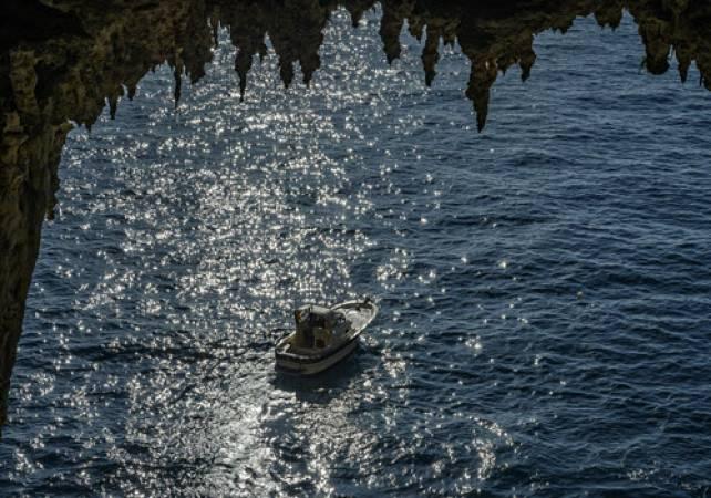 Romantic Dinner on Boat On Italian Coast  For 2 - 4 People Image 3