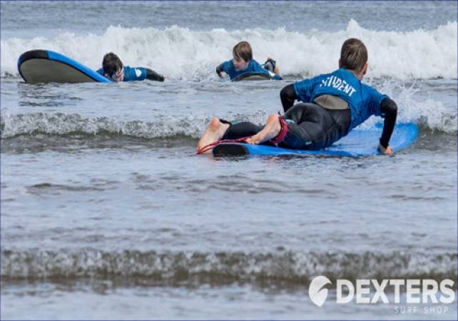Group Surf Lesson  - All Ages Scarborough Image 1