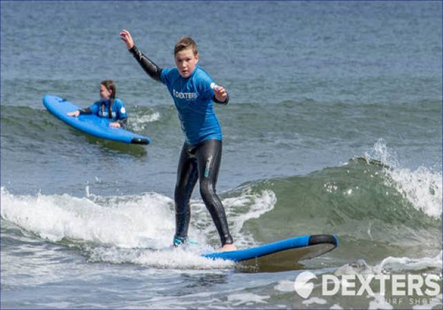 Group Surf Lesson  - All Ages Scarborough Image 3