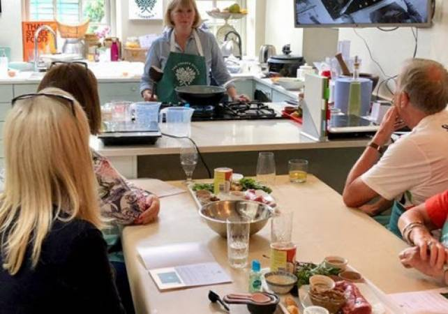 Thai Cookery Class Cumbria Suitable for All Levels and 16 years+ Image 2