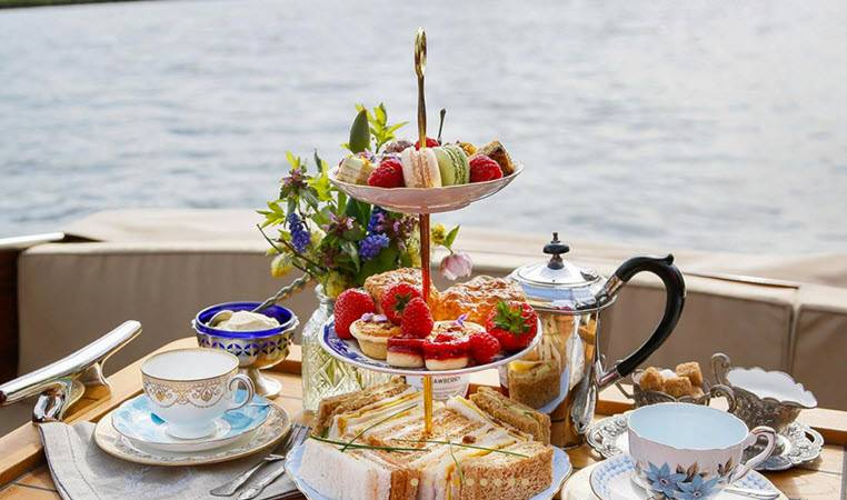 River Thames Cruise with Afternoon Tea Image 3