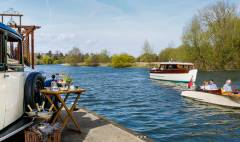 Thumbnail - River Thames Cruise with Afternoon Tea Image 0