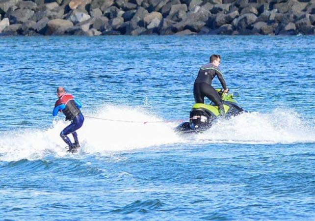 Wake Boarding Taster Sessions  - Suitable For All Ages Fun Day Out Image 1