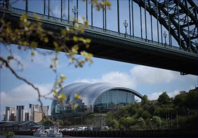 Half Day Walking tour in Newcastle, North East England Image 6