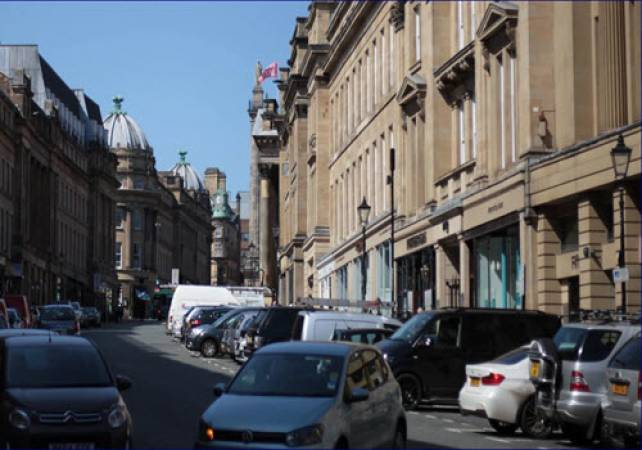 Half Day Walking tour in Newcastle, North East England Image 5