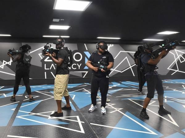 Outbreak Origins Free Roam Virtual Reality Experience Image 3