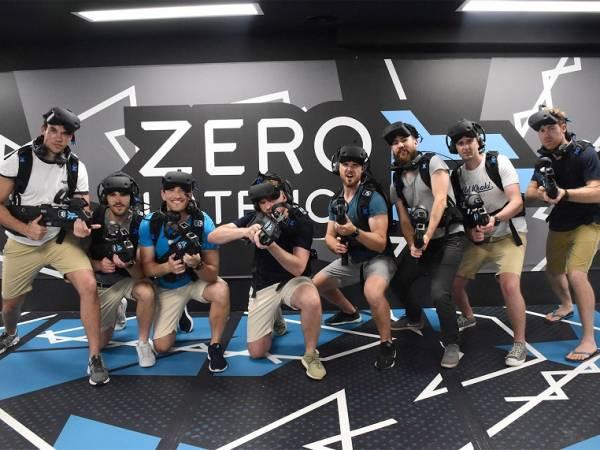 Outbreak Origins Free Roam Virtual Reality Experience Image 1