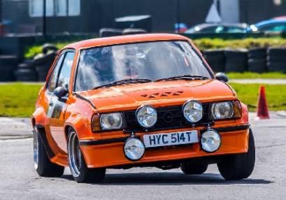 High Performance Basic Rally Driving  - Bristol Suitable 18 yrs +