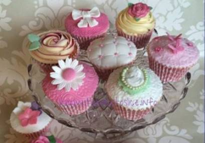 Cupcake Classes For all Levels in St Annes Lancashire Image